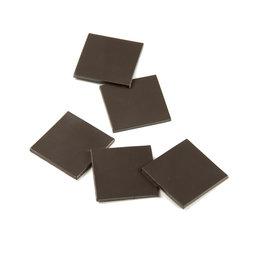 MS-TAKKI-01, Takkis 20 x 20 mm, self-adhesive magnetic squares, 40 pieces per sheet