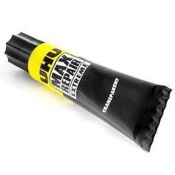 WS-ADH-01, UHU MAX REPAIR, pegamento para imanes, resistente al agua, sin disolventes, tubo de 20 g