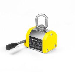 WS-LHM-125, L'aimant de levage MaxX 125, charge maximale 125 kg, pour matériaux plats et ronds, coefficient de sécurité 3:1